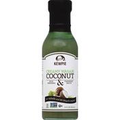 Kewpie Rich Dressing & Finishing Sauce, Creamy Wasabi Coconut