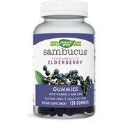 Nature's Way Sambucus Gummy