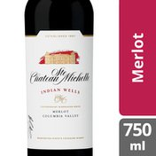 Chateau Ste. Michelle Indian Wells Merlot Red Wine