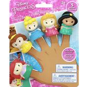 Disney Finger Puppets, Bath Time, 3+