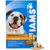 IAMS Dog Biscuit Less Active