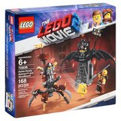 LEGO Battle-Ready Batman and MetaBeard