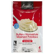 Essential Everyday Mashed Potatoes, Buttery Homestyle