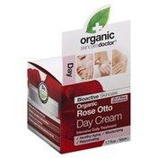 Organic Doctor Day Cream, Organic, Rose Otto