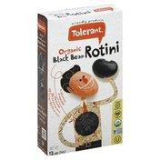 Tolerant Rotini, Organic, Black Bean