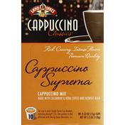 Land O Lakes Cappuccino Mix, Cappuccino Suprema, Cups