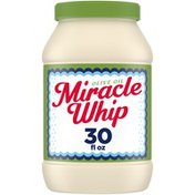 Miracle Whip Dressing with Olive Oil