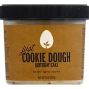 Just Cookie Dough, Birthday Cake