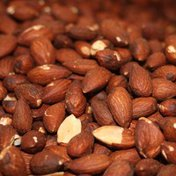 Organic Roasted Salted Almonds