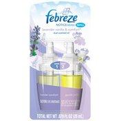 Febreze NOTICEables Lavender Vanilla & Comfort Dual Scented Oil Refill