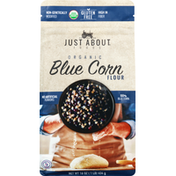 Just About Foods Blue Corn Flour, Organic