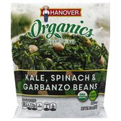 Hanover Kale, Spinach & Garbanzo Beans
