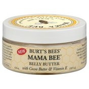 Burt's Bees Belly Butter, With Cocoa Butter & Vitamin E