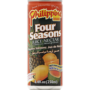 Philippine Brand Juice Nectar, Four Seasons