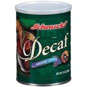 Schnucks Decaf Ground Coffee