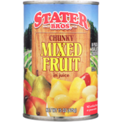 Stater Bros. Markets 100% Juice Chunky Mixed Fruit