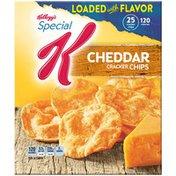 Kellogg's Special K Cheddar Cracker Chips