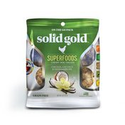Solid Gold Grain Free Chewy Dog Treats