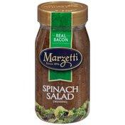 Marzetti Dressing, Spinach Salad