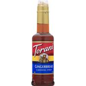 Torani Flavoring Syrup, Gingerbread