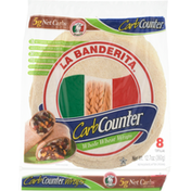 La Banderita Tortillas, Whole Wheat Wraps