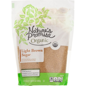 Nature's Promise Sugar, Light Brown