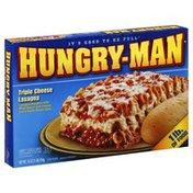 Hungry-Man Lasagna, Triple Cheese