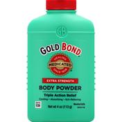 Gold Bond Body Powder, Medicated, Extra Strength