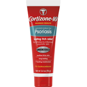 Cortizone 10 Anti-Itch Lotion, Psoriasis, Maximum Strength