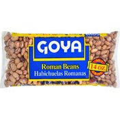 Goya Roman Beans, Dry