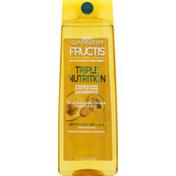 Garnier Fructis Shampoo, Fortifying, Triple Nutrition
