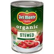 Del Monte Organic Vine-Ripened Stewed Tomatoes