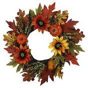 Creative Design Wreath, Harvest