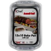 Handi-Foil iChef Bake Pan with Lid