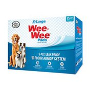 Four Paws Extra Large Wee Wee Dog Pee Pads