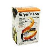 Mighty Leaf Sunburst Green Tea Iced Tea