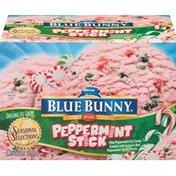 Blue Bunny Seasonal Selections Peppermint Stick Ice Cream