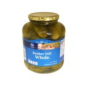 Kroger Whole Kosher Dill
