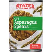 Stater Bros. Markets Asparagus Spears, Cut