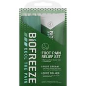 Biofreeze Foot Pain Relief Set