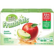 Juicy Juice Apple Quench Fruitifuls Juice Beverage blend from concentrate with other natural flavors