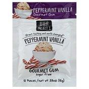 Project 7 Gum, Gourmet, Sugar Free, Peppermint Vanilla
