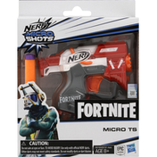 NERF DOG Toy, Micro TS, 02, Fortnite