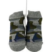 Mud Pie Baby Sock, Camo