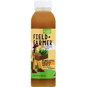 Field + Farmer Juice, Cold-Pressed, Pineapple Celery Apple