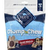 Blue Dog Chews, Small/Medium