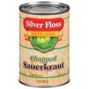 Silver Floss Chopped Sauerkraut
