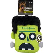Companion Seasonal Toy, Frankenstein's Head, for Dogs