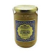 Mustapha's Mediterranean Preserved Beldi Lemons