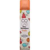 Colab Dry Shampoo, Fruity Fragrance